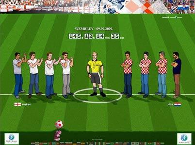 Football fan - igra
