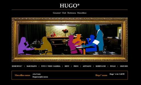 Hugo - gourmet club